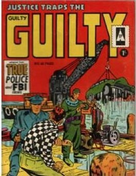 Justice Traps the Guilty (2nd Series) #4