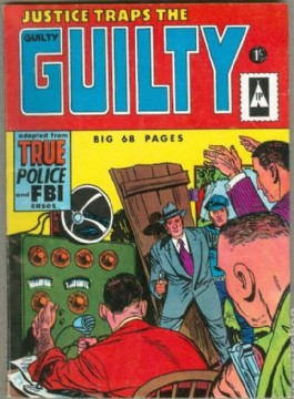 Justice Traps the Guilty (2nd Series) #5
