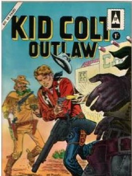 Kid Colt Outlaw (2nd Series) #3