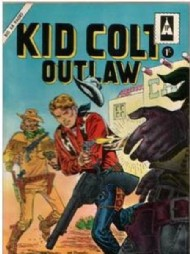 Kid Colt Outlaw (2nd Series) 1959 - 1960 #3