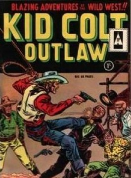 Kid Colt Outlaw (2nd Series) #5