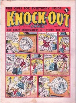 Knockout (1st Series) #6