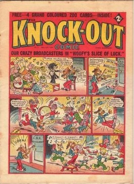 Knockout (1st Series) #7