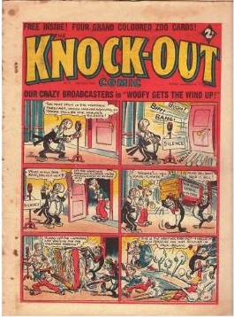 Knockout (1st Series) #9
