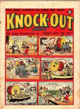 Knockout (1st Series) #10