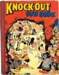 Knockout Fun Book/Annual 1941 - 1962 #1941