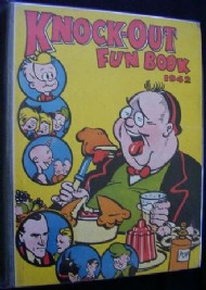 Knockout Fun Book/Annual 1941 - 1962 #1942