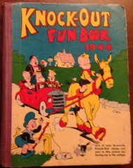 Knockout Fun Book/Annual 1941 - 1962 #1944