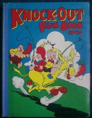 Knockout Fun Book/Annual 1941 - 1962 #1945