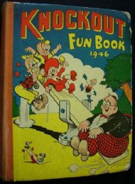 Knockout Fun Book/Annual 1941 - 1962 #1946