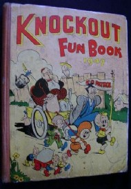 Knockout Fun Book/Annual 1941 - 1962 #1947