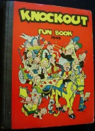 Knockout Fun Book/Annual 1941 - 1962 #1949