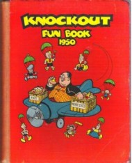 Knockout Fun Book/Annual 1941 - 1962 #1950