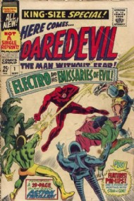 Daredevil (1st Series) Annual 1967 #1