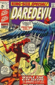 Daredevil (1st Series) Annual 1967 #2