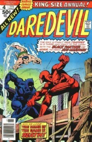 Daredevil (1st Series) Annual 1967 #4