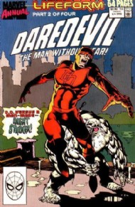 Daredevil (1st Series) Annual 1967 #6