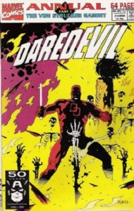 Daredevil (1st Series) Annual 1967 #7