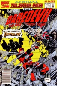 Daredevil (1st Series) Annual 1967 #8