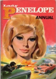 Lady Penelope Annual 1967 - 1969 #1967