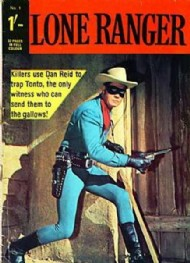 Lone Ranger (2nd Series) 1970 - #1
