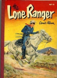 Lone Ranger Comic Album 1954 - 1963 #5
