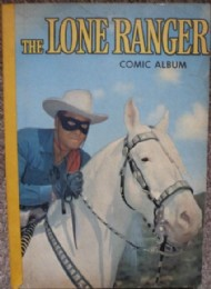 Lone Ranger Comic Album 1954 - 1963 #6