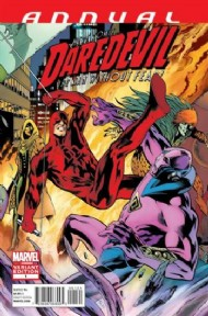 Daredevil (3rd Series) Annual 2012 #1