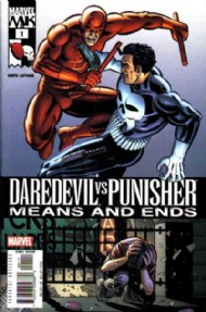 Daredevil Vs. Punisher 2005 #1