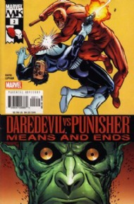 Daredevil Vs. Punisher 2005 #2