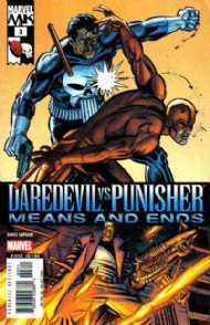 Daredevil Vs. Punisher 2005 #3