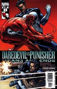 Daredevil Vs. Punisher 2005 #5