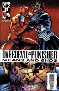 Daredevil Vs. Punisher 2005 #6