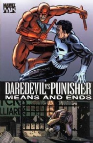 Daredevil Vs. Punisher 2005 #0