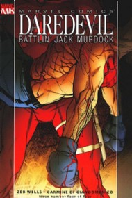 Daredevil: Battlin' Jack Murdock 2007 #4