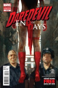 Daredevil: End of Days 2012 - 2013 #3