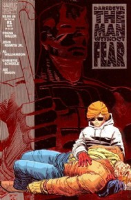Daredevil: the Man Without Fear 1993 - 1994 #1