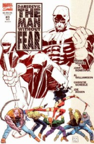 Daredevil: the Man Without Fear 1993 - 1994 #3
