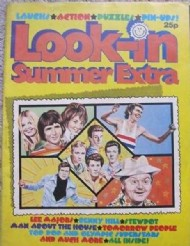 Look-in Summer Extra 1974 - 1982 #1976