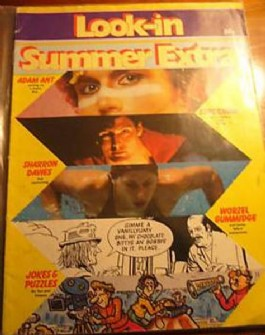 Look-in Summer Extra #1981