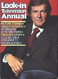 Look-in Television Annual 1972 - 1991 #1972