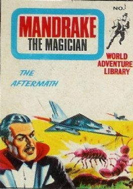 Mandrake the Magician World Adventure Library #1