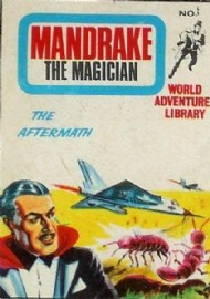 Mandrake the Magician World Adventure Library 1967 - #1