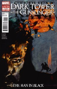 Dark Tower: the Gunslinger - the Man in Black 2012 #1