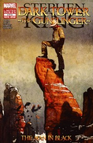 Dark Tower: the Gunslinger - the Man in Black 2012 #2