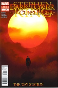Dark Tower: the Gunslinger - the Way Station 2012 #1