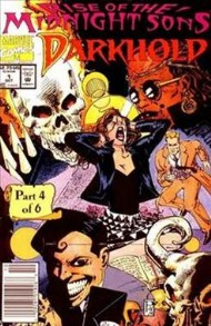 Darkhold: Pages From the Book of Sins 1992 - 1994 #1