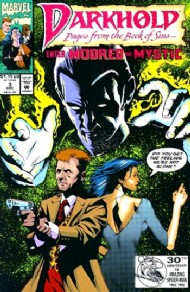 Darkhold: Pages From the Book of Sins 1992 - 1994 #3