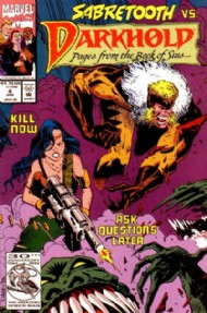 Darkhold: Pages From the Book of Sins 1992 - 1994 #4