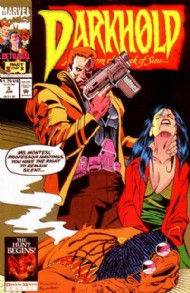 Darkhold: Pages From the Book of Sins 1992 - 1994 #9